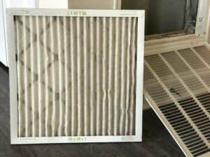 Furnace filter size for new house