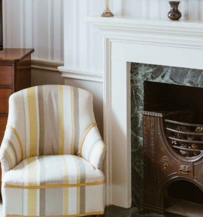 How to Safely Mount a TV Above the Fireplace - Mantel