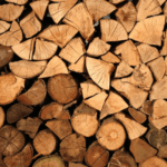 Seasoned wood