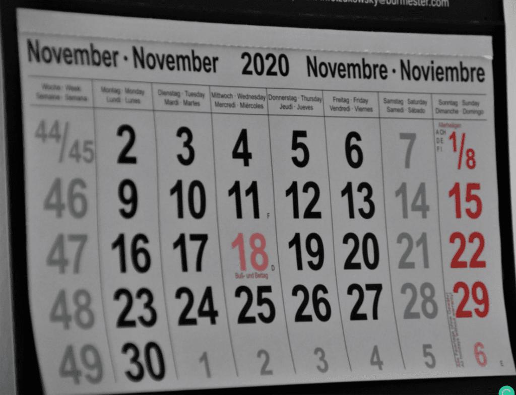 When Should I Replace My Major Appliances? - Calendar Timeline