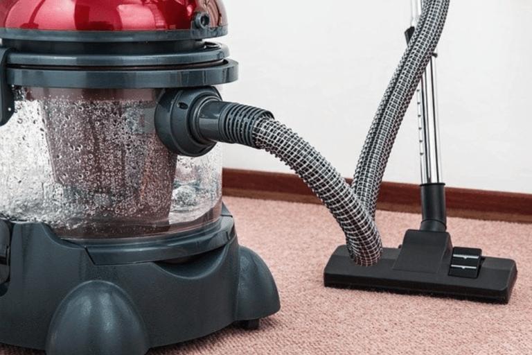 Steem vacuum cleaner