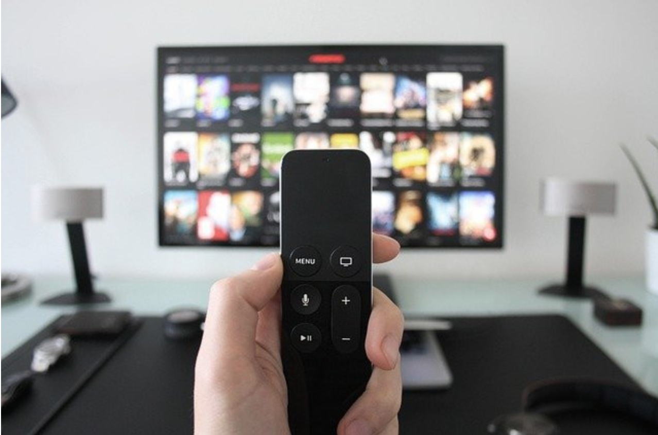 The 6 Most Creative Ways To Hide Those Ugly TV Cables - TV and remote