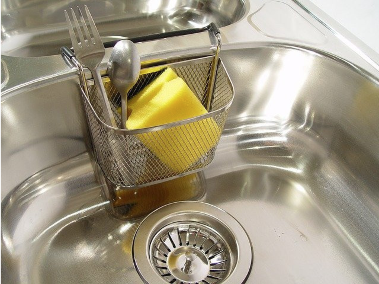 Why Does My Kitchen Sink Smell Like Rotten Eggs? - Kitchen sink