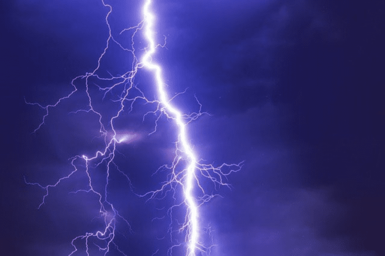 Is it Safe to Shower During a Thunderstorm? - Thunder Lightning