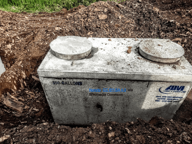 How Long Do Septic Tanks Last? - Septic tank