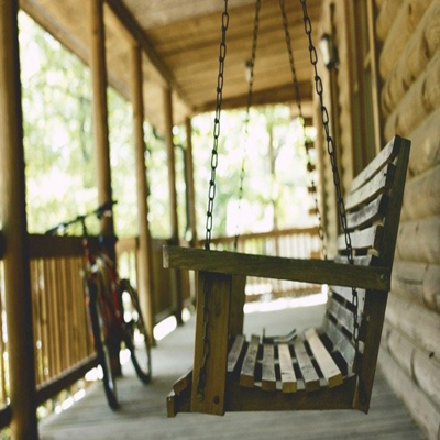 House Notebook - Can My Porch Support a Swing