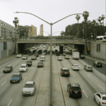 Pros and Cons of Living Near a Freeway - Close-up of a freeway