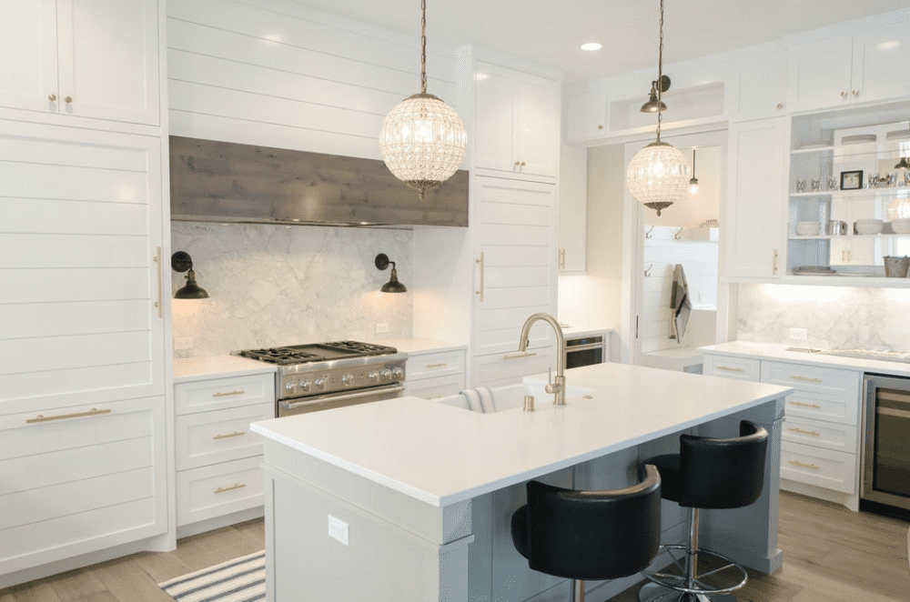 Why Do Some Kitchens Have Fluorescent Lights? - Well lit Kitchen