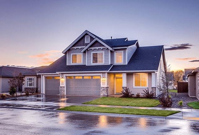 Will Rain Hurt a New Asphalt Driveway? - Asphalt Driveway in the Rain